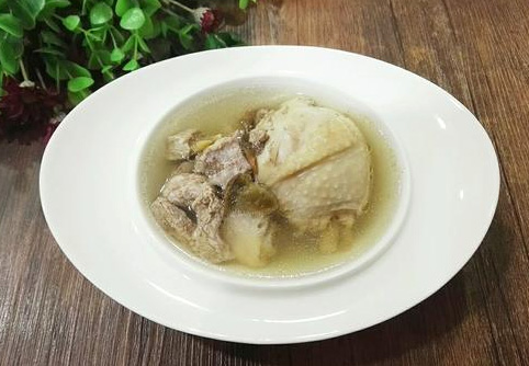 Tianqi Chicken Soup