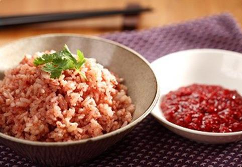 Taiwanese Red Fermented Fried Rice