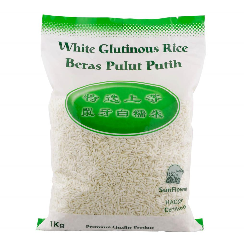 White Glutinous Rice | Yue Hwa Chinese Products