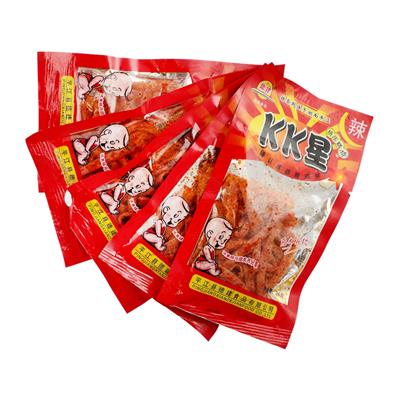 KK Star Flour Snack 5 Packs | Yue Hwa Chinese Products